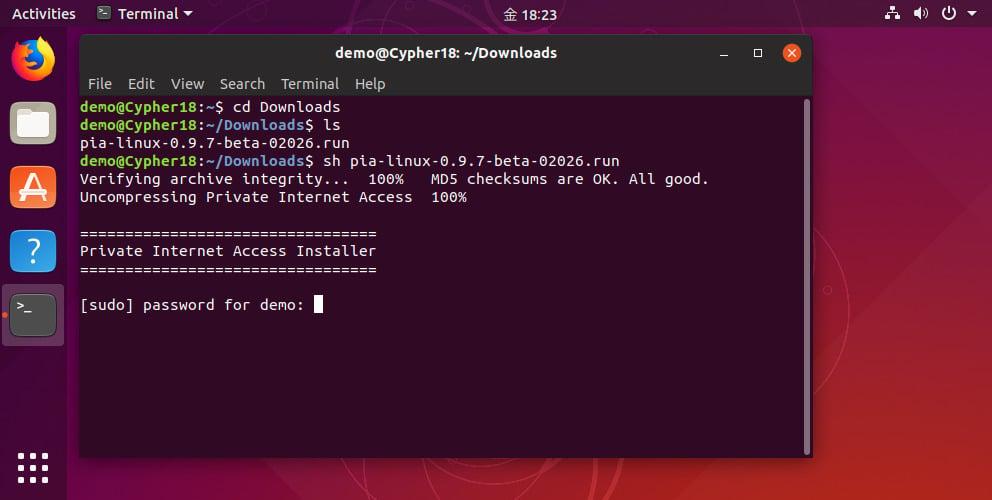 Linux Download
