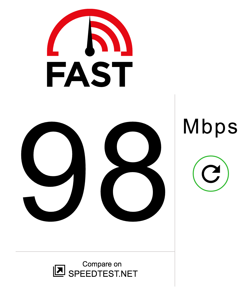 Check out Fast.com, a new speed test for your VPN gateway