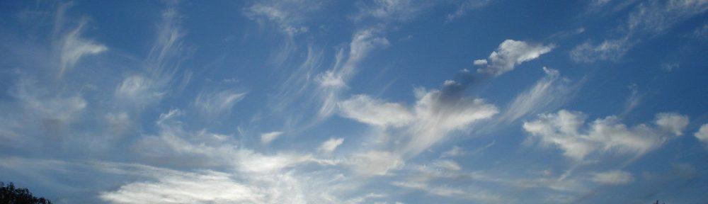 open internet clouds