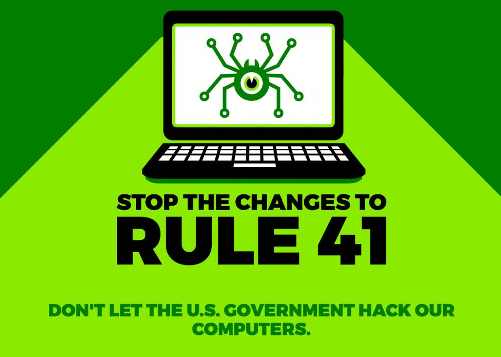 stop rule 41 eff