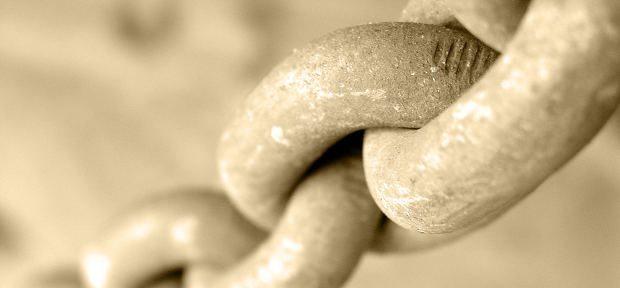 Chain links (hyperlinks)