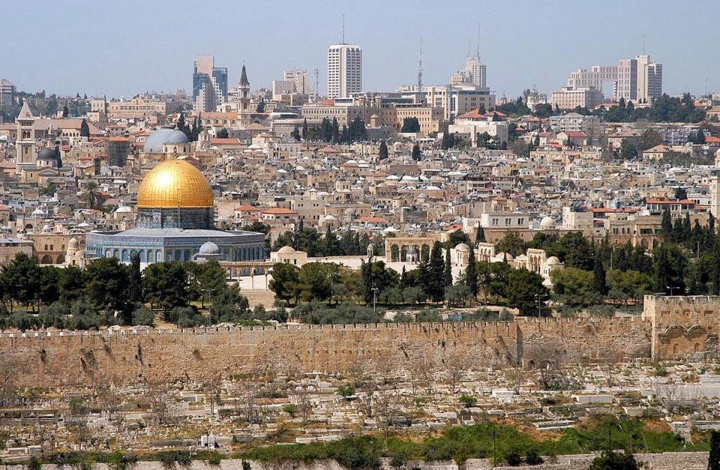 israels jerusalem old city
