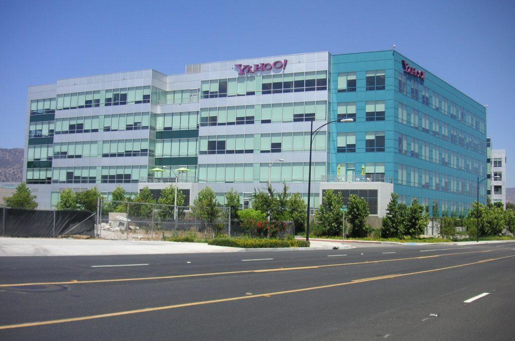 yahoo headquarters email scandal nsa