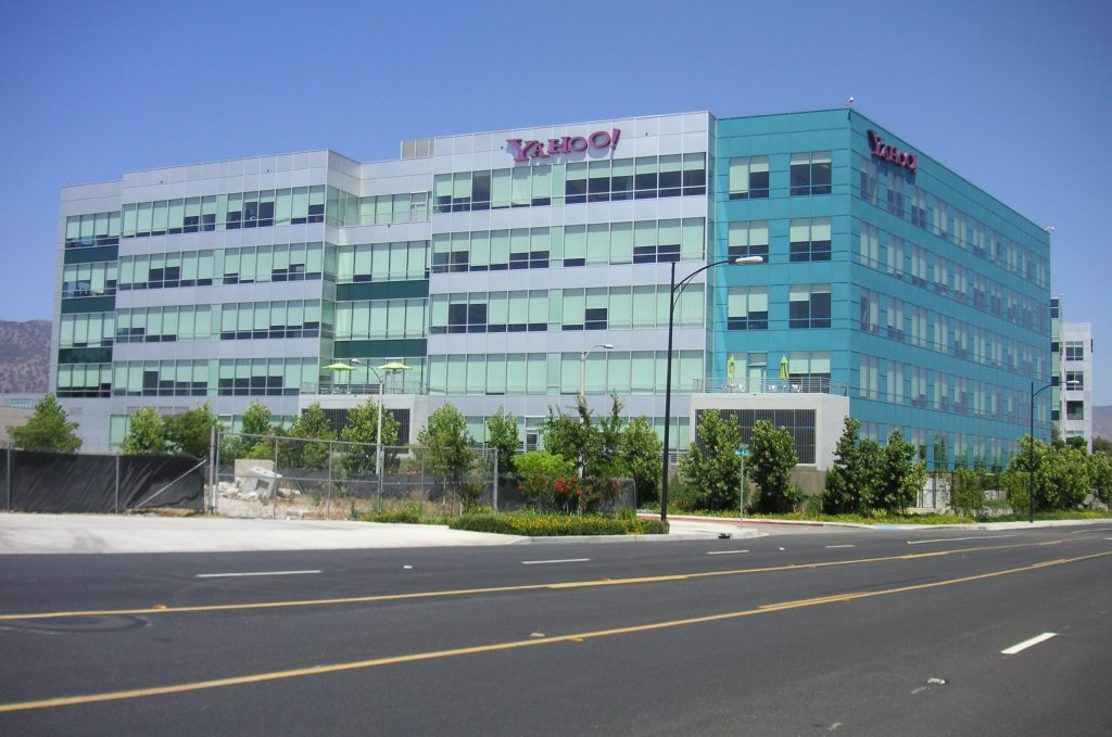 yahoo headquarters email scandal nsa