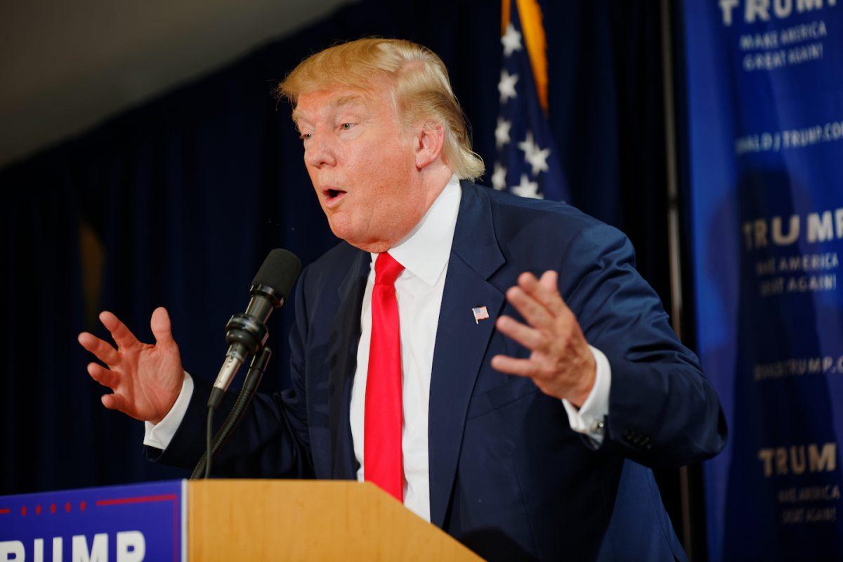 president trump signs