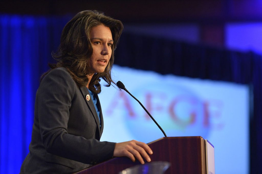 Tulsi Gabbard on email privacy