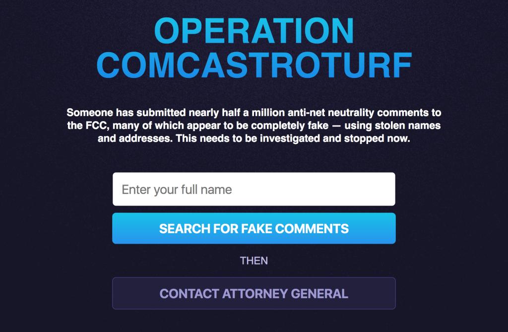 comcastroturf