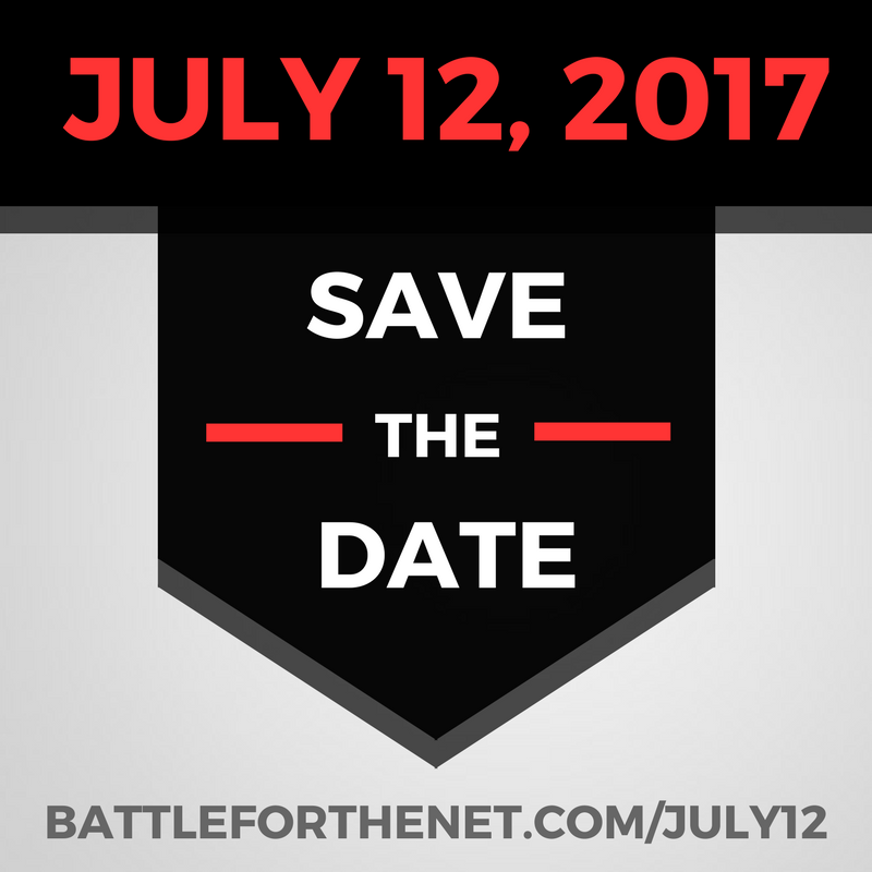 save net neutrality day of action