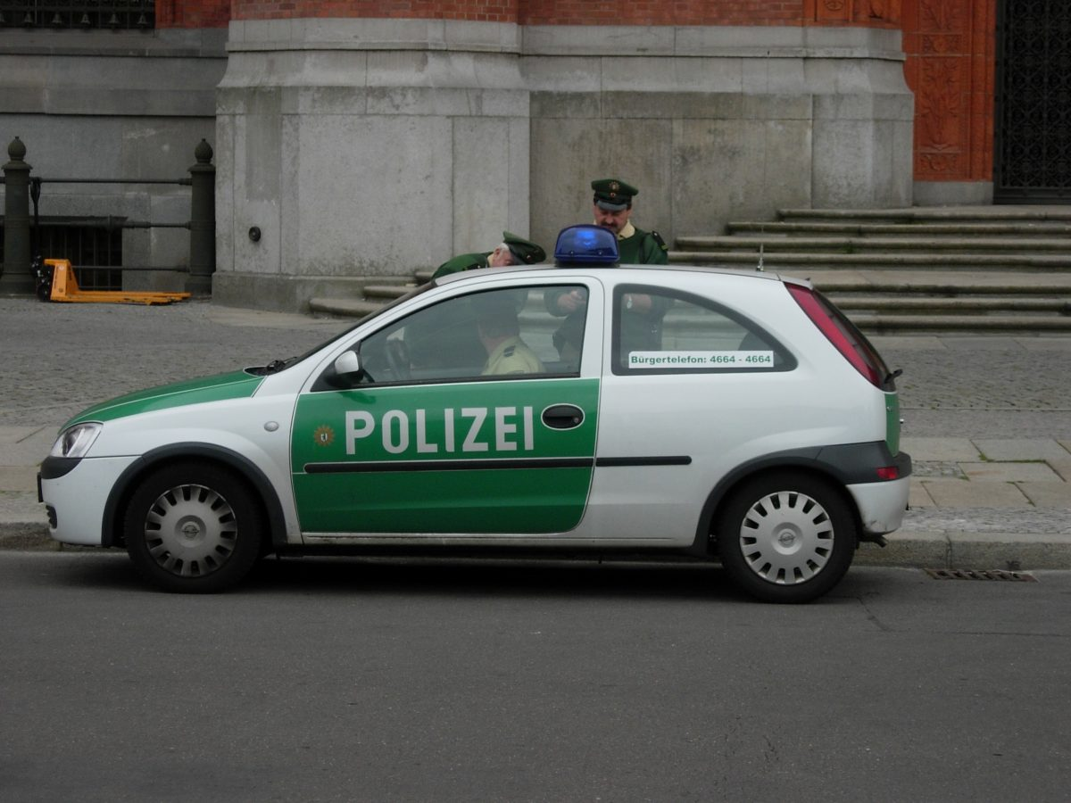 german government malware