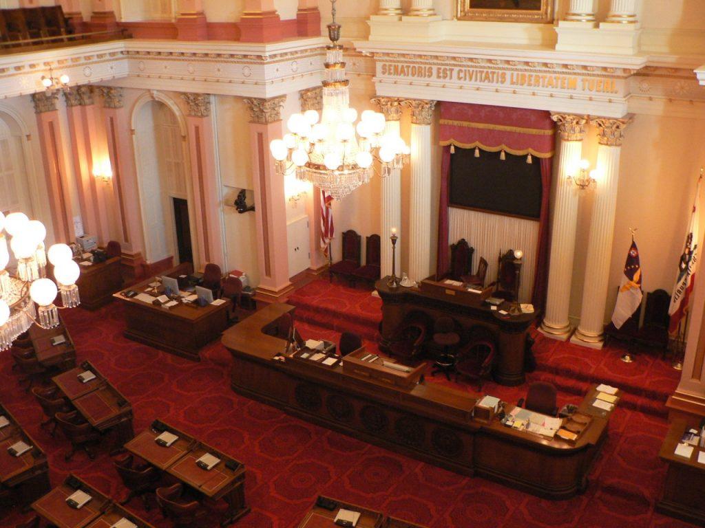 california senate votes internet privacy