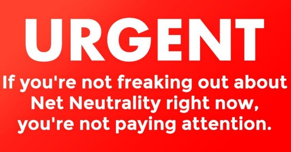 save net neutrality red alert