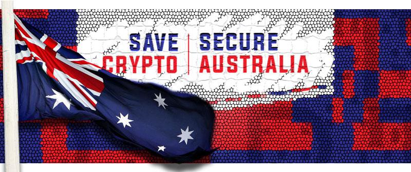 Save Crypto   Secure Australia