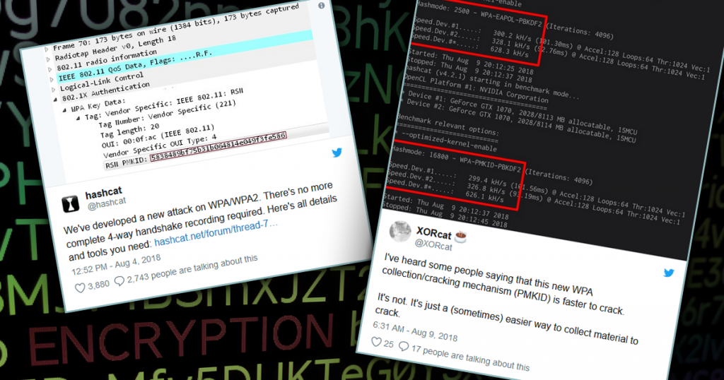 PMKID Dumping: WiFi Password Attacks are Easier Than