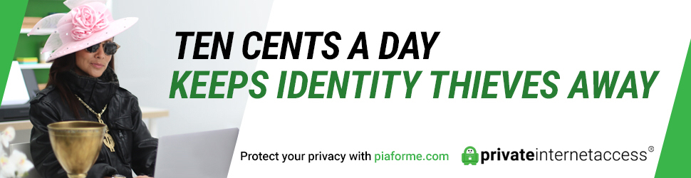 PIA For Me | VPN Service