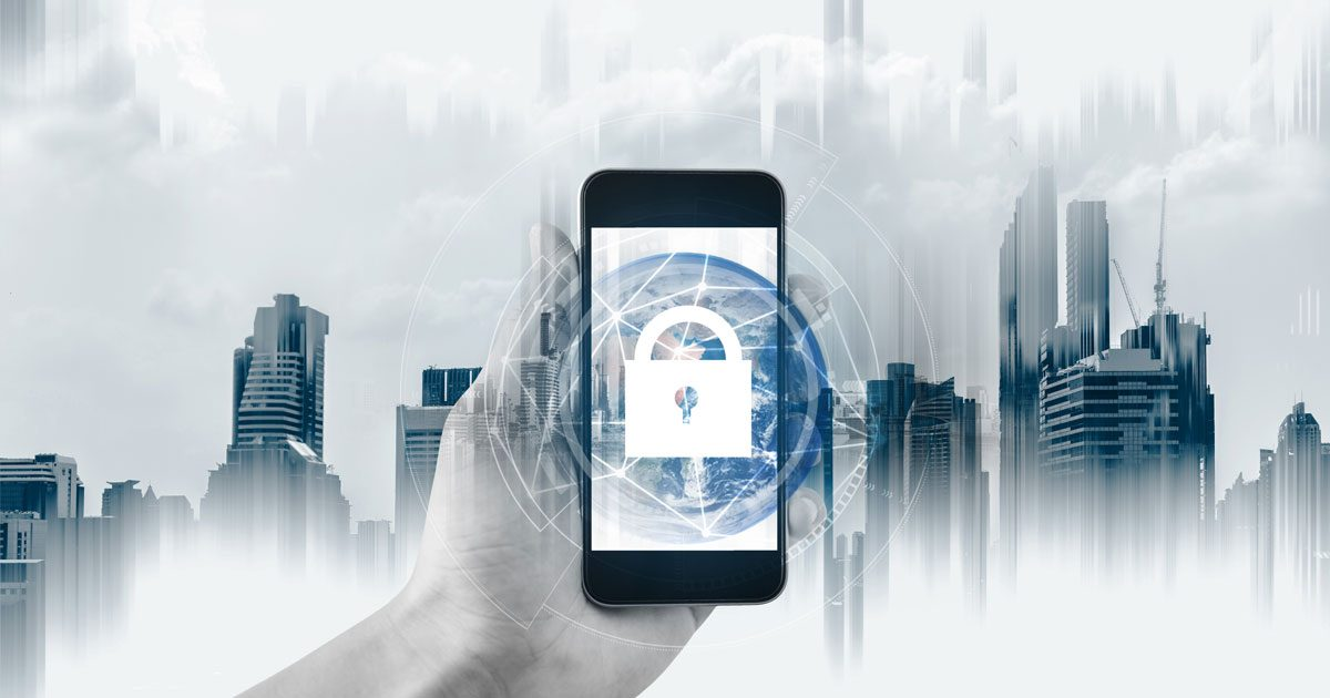 mobile data network security