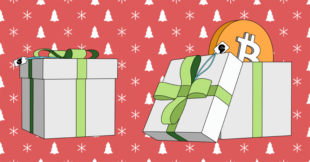 Blockchain explained with Christmas gifts