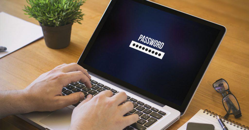 saved passwords
