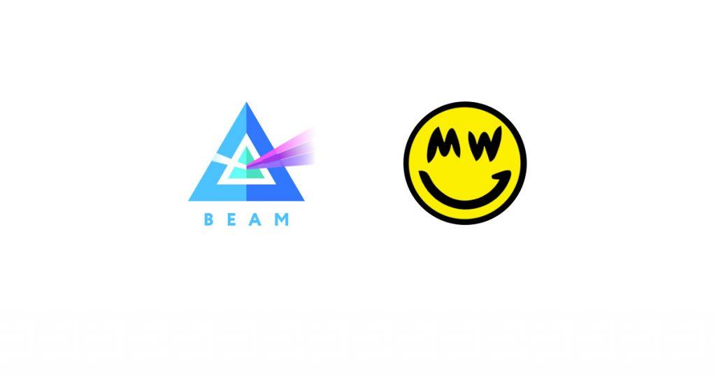 beam grin