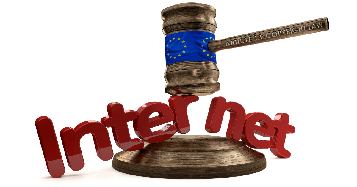 Article 13: EU passes copyright directive which will lead to a more censored internet