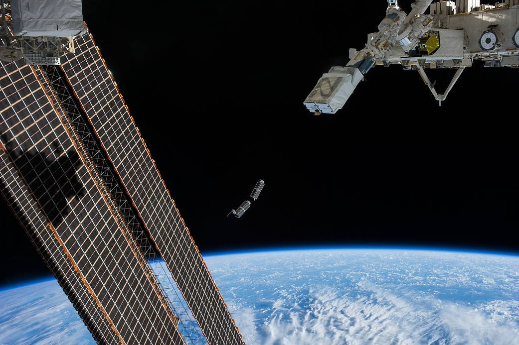 A million tiny eyes in the sky: how a new generation of nanosatellites pose a threat to privacy