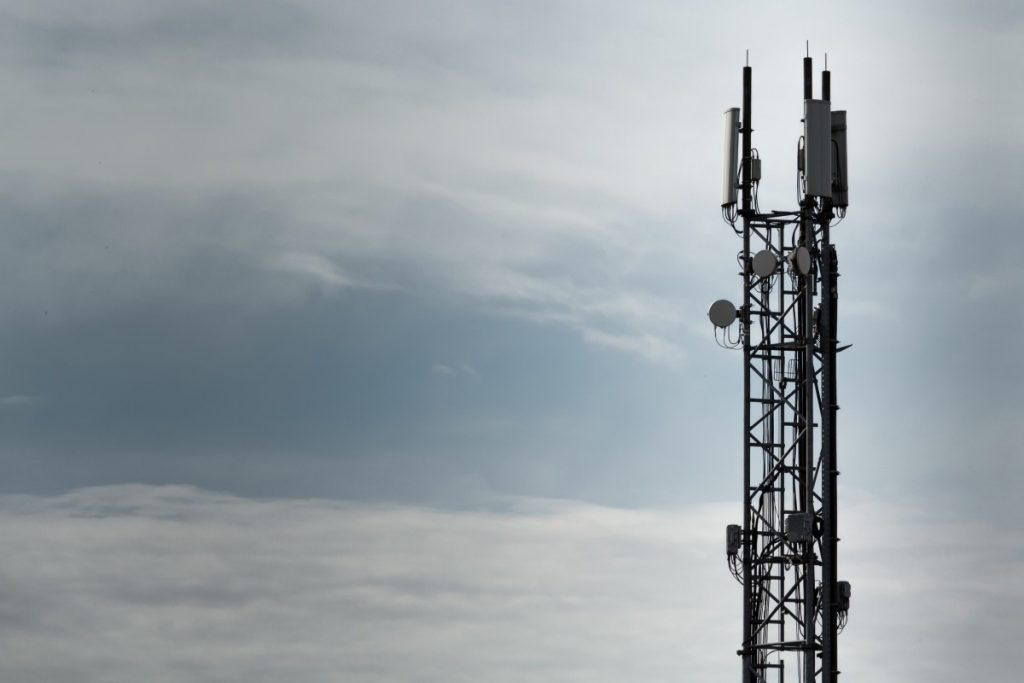 lte tower 4g 5g