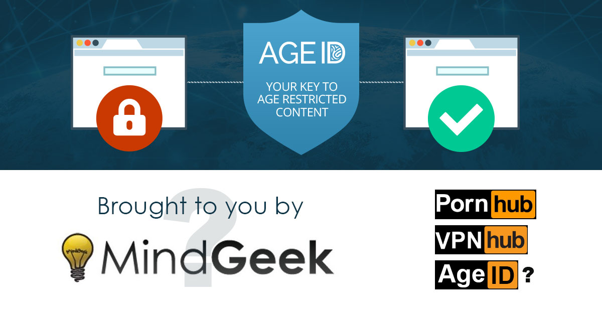 Mindgeek, the world's largest porn company, is behind the UK's AgeID system