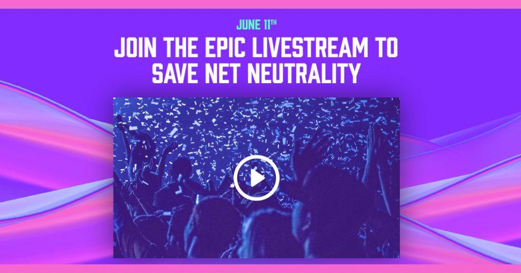 Epic Livestream