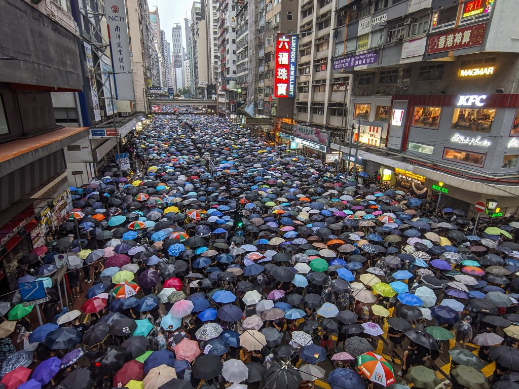 Why Hong Kong protesters don't just want privacy from China, they need it to survive