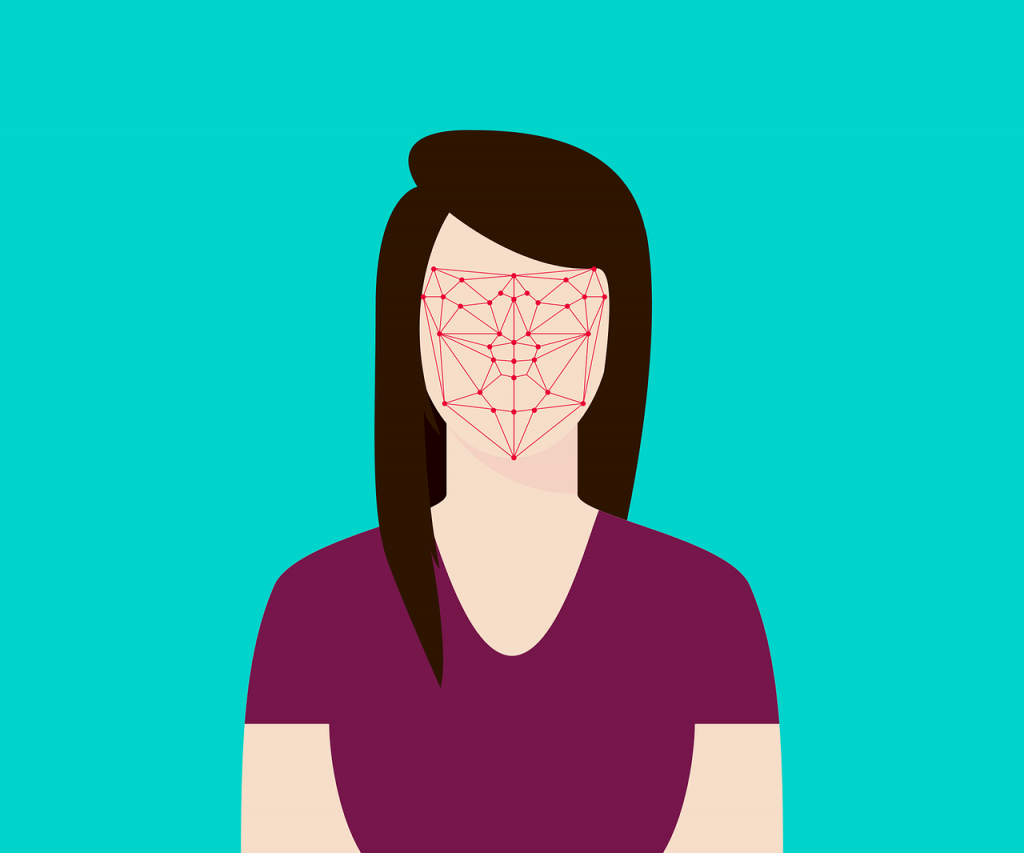 facial scan china to get internet service