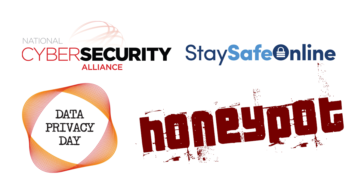The National Cyber Security Alliance's Data Privacy Day Honeypot on StaySafeOnline.org