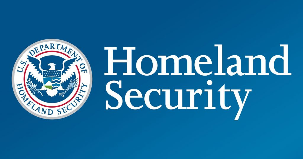 department of homeland security mozilla firefox warning