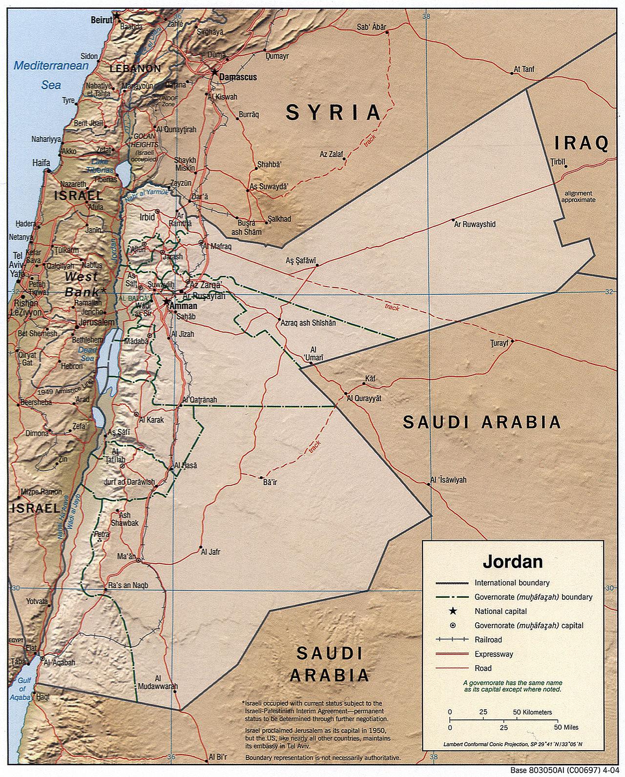 Jordan uses internet throttling instead of internet shutdowns and blocks to censor websites