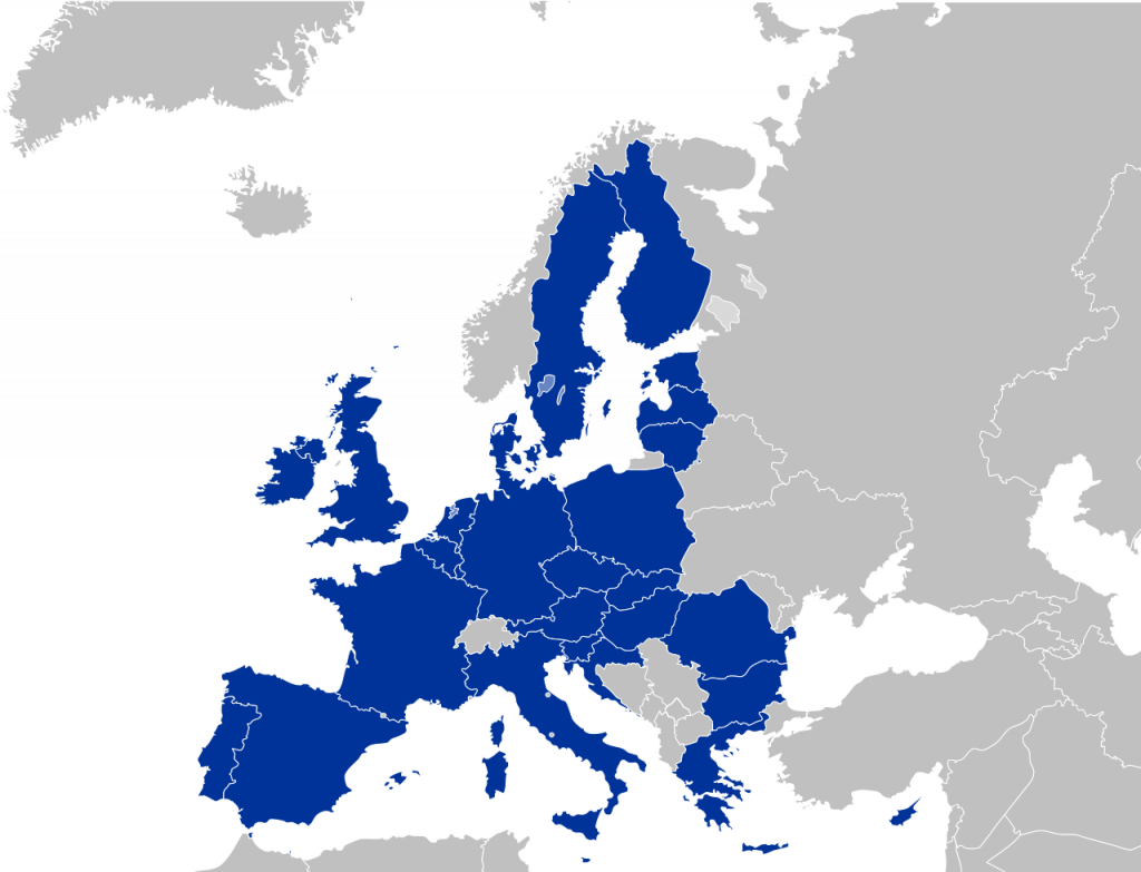 european union map telcos giving up phone location data