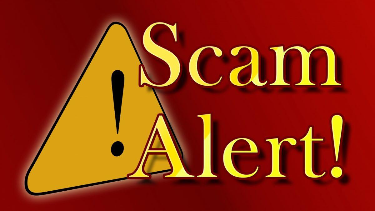coronavirus covid-19 scam alert
