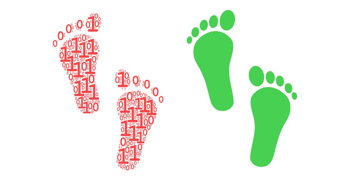 Keeping your digital footprint clean during quarantine