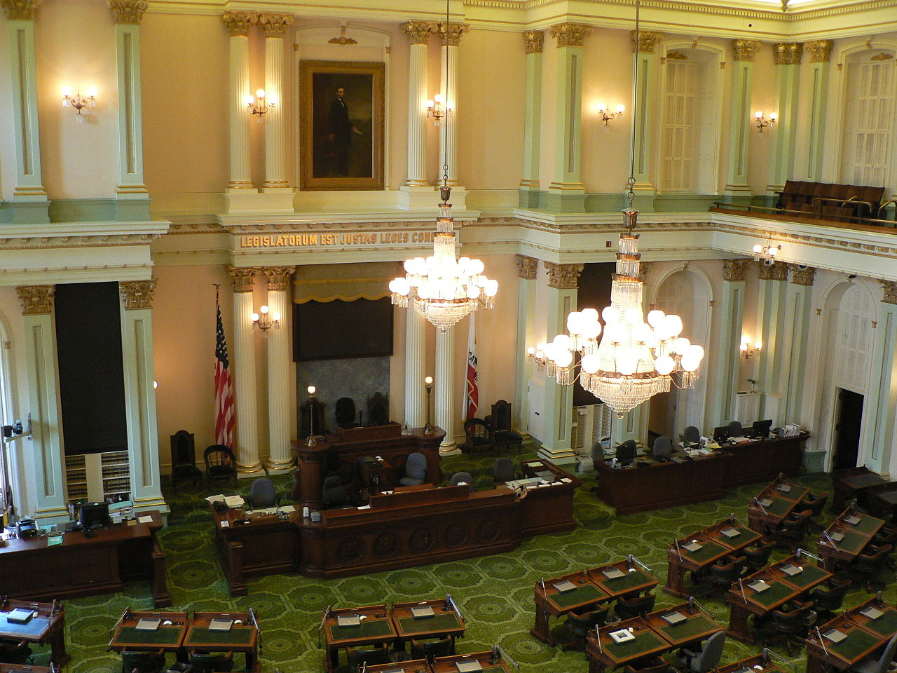 Does California's Privacy and Consumer Protection Committee actually care about privacy?