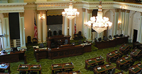 California State Assembly Privacy and Consumer Protection Committee fails