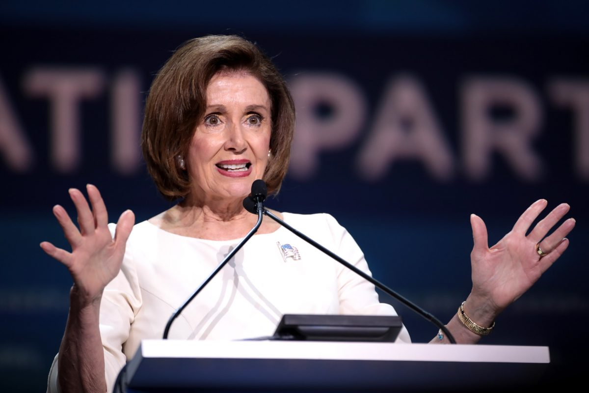 nancy pelosi pushes sabotaged usa freedom reauthorization act of 2020 to allow fbi access to internet history without a warrant