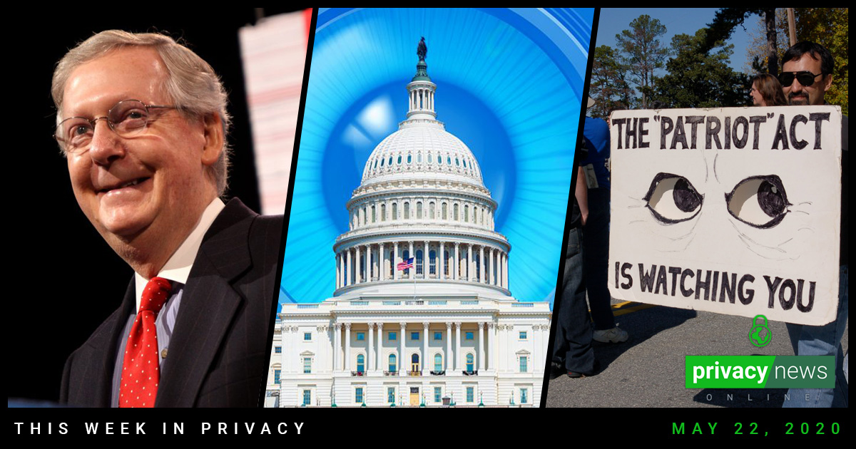 Privacy News Online - May 22, 2020