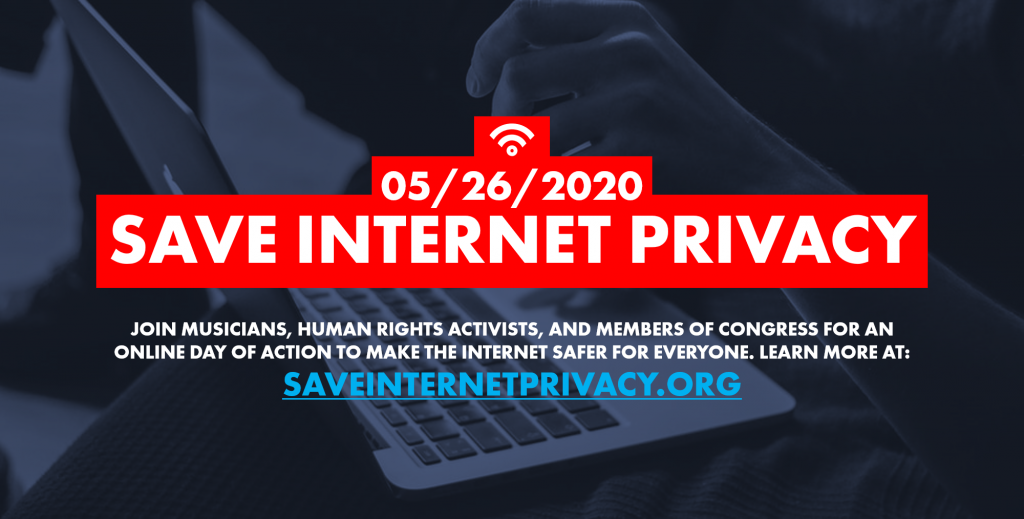 save internet privacy day of action