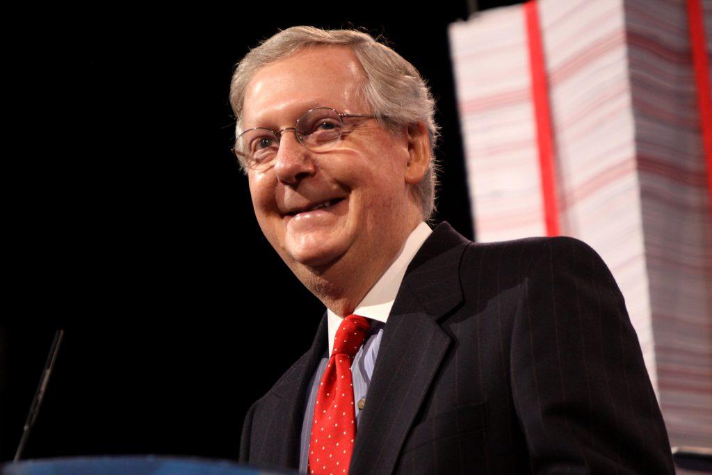 senator mitch mcconnell patriot act section 215 amendments to grant doj access to web search history