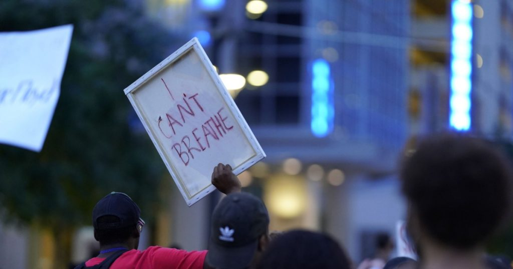 congressmembers sign letter calling for federal agencies to stop surveilling black lives matter protests