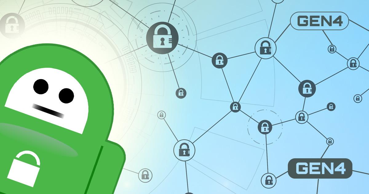 Private Internet Access Gen4 Network