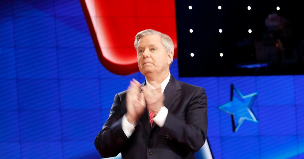 senator graham and other senators introduce Lawful Access to Encrypted Data Act