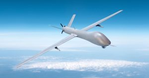 us government flies predator drone over george floyd protests in minneapolis