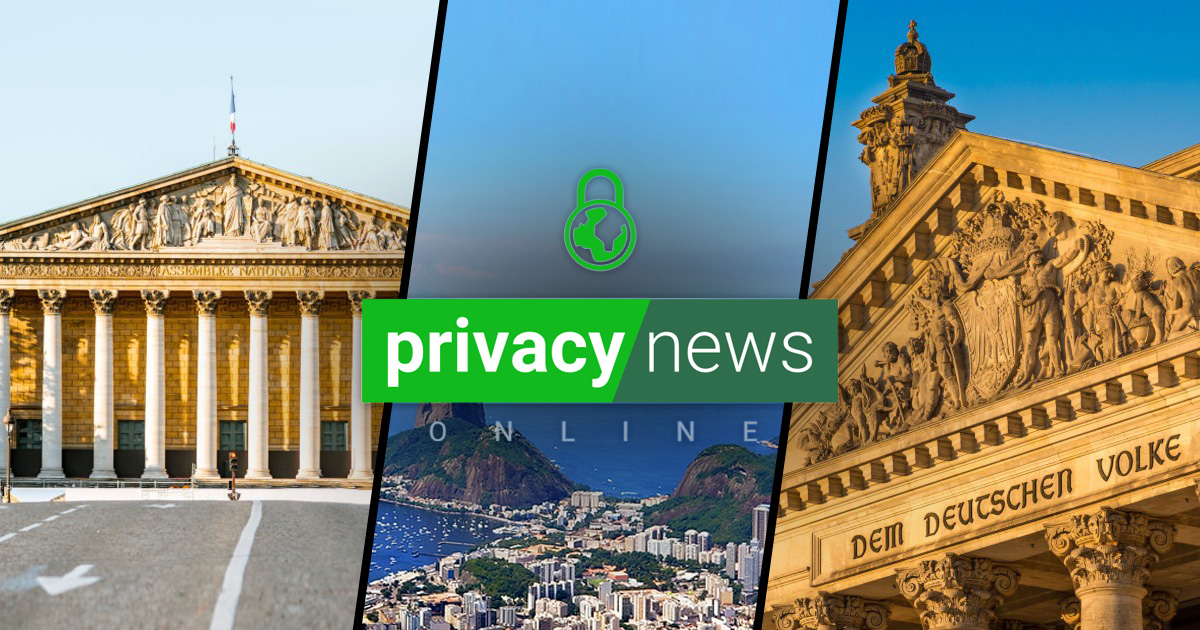 Privacy News Online | Weekly Review: July 17, 2020