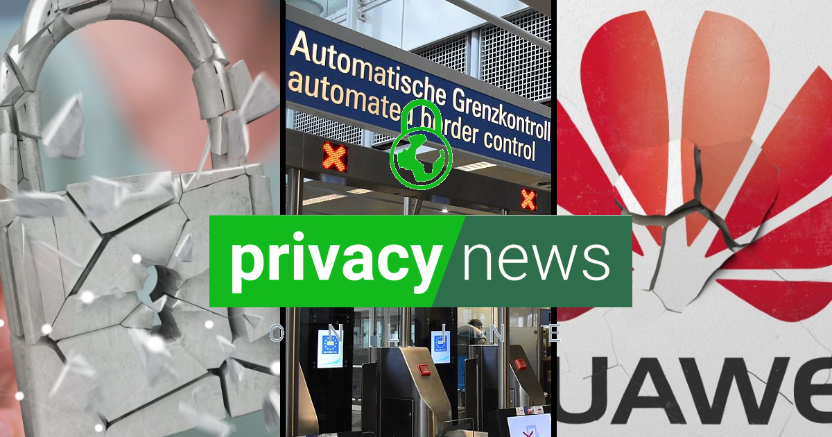 Privacy News Online | Weekly Review: July 24, 2020