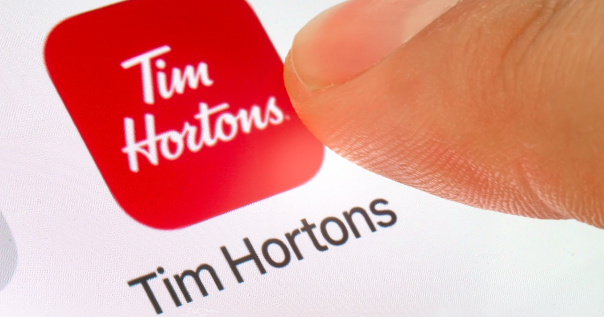 Tim Hortons is being sued for tracking your GPS location even when the app was off
