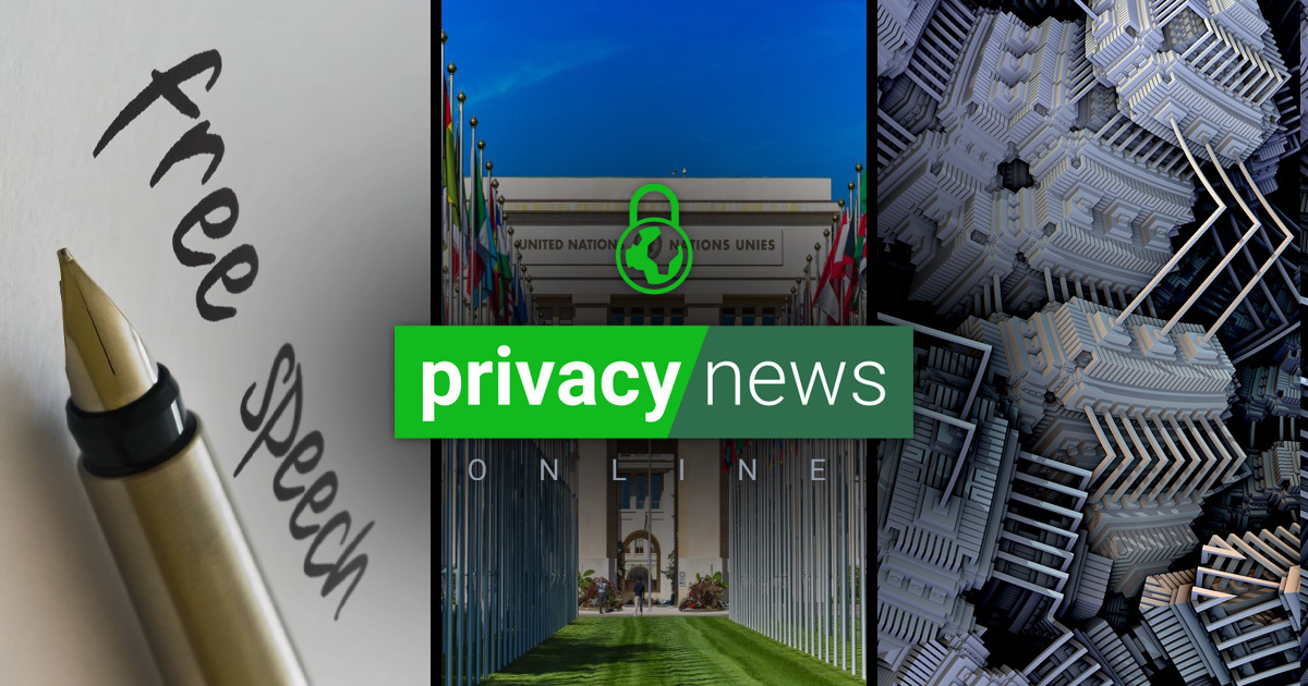 Privacy News Online | Weekly Review: September 18, 2020