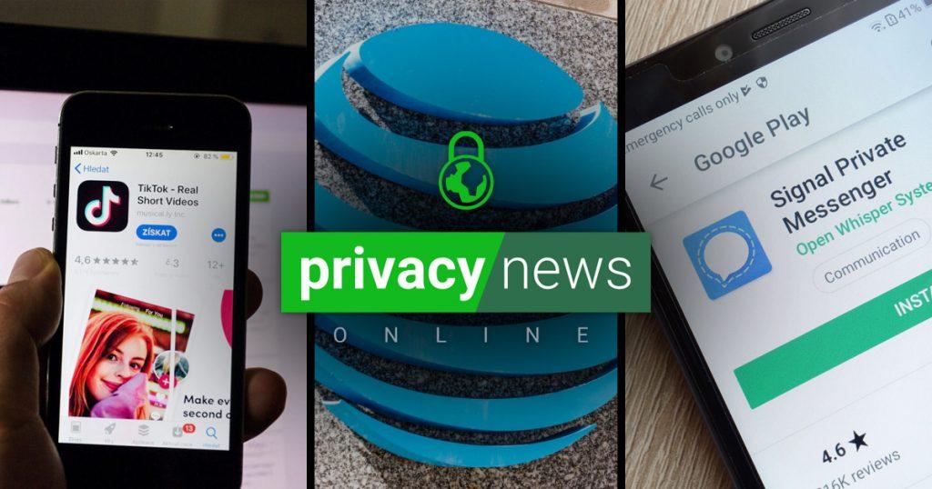 Privacy News Online: September 25, 2020
